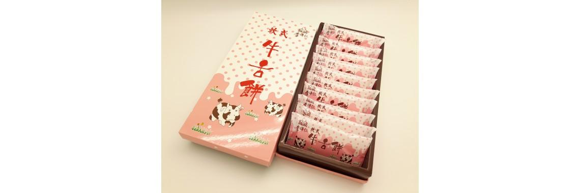 軟式牛舌餅禮盒