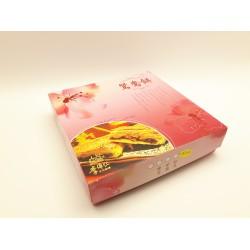 鴛鴦餅--紅豆麻糬