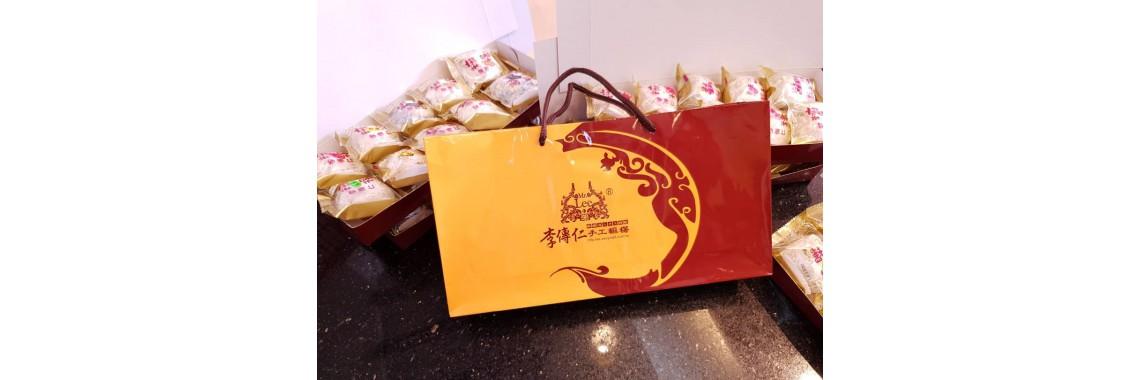 麻糬禮盒禮袋