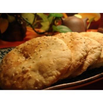 燒餅--香椿